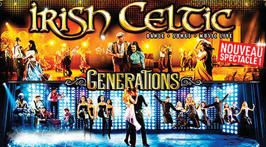 hotel tours irish celtic