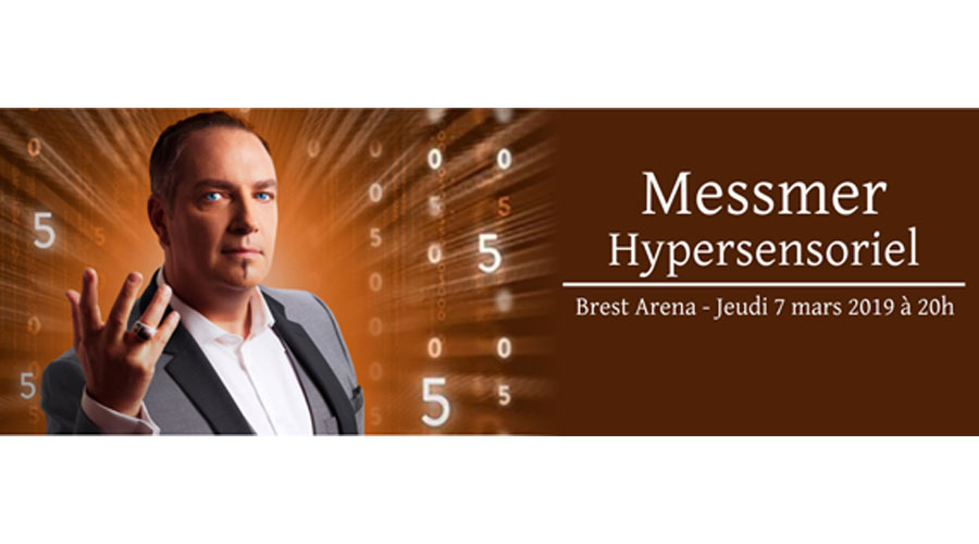 hotel ibis brest spectacle messmer hypersensoriel