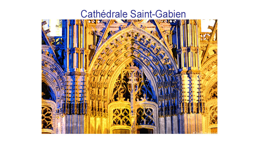 hotel tours cathedrale saint gabien