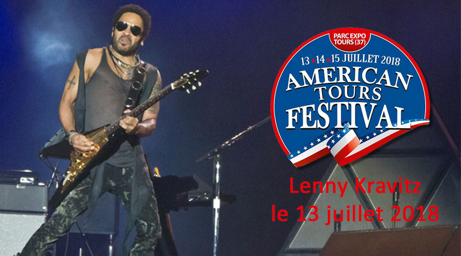 hotel kyriad tours sud concert lenny kravitez american