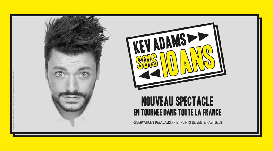 hotel restaurant kyriad tours sud chambray spectacle kev adams